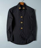 Negócio de Brand Homens Casual Camisa Mens Longa Manga Listrada Slim Fit Camisa Masculina Social Camisas Nova Forma Camisa # 1571000