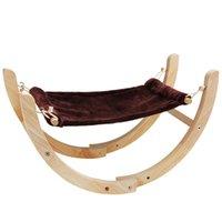 Кошка кровати мебель качалка стул кровать Pet Hammock Rolling Craadle качели игрушка для маленького ребенка котенка K888