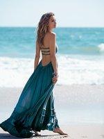 Yeni Moda Plaj Elbise Seksi Elbiseler Boho Bohemian Insanlar Elbise Yaz Uzun Siyahsız Pamuk Kadın Parti Hippi Chic Vestidos Mujer 2019