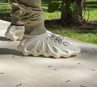 클라우드 화이트 450 공급 카니 닝 신발 서쪽 남성 여성 블랙 탑 편안한 캐주얼 야외 신발 운동화 36-45Kute #