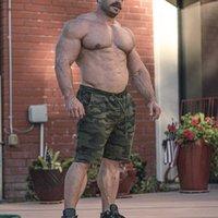 Шорты летняя повседневная уличная одежда Военные грузы спортивные брюки плюс размер мужская одежда Бермудская в кискулина