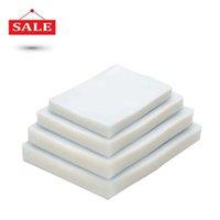 Sacs d'emballage pour aspirateur Scellant Scellant Cuisine Stocker Plastique Aliments Économiseur Rouleaux Frais Garder 1100pcs / Lot H0902