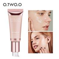 O.Two.o Maquiagem Base Face Primer Gel Invisible Pore Acabamento sem óleo Sem Craços Não Cakey Foundation Cosmetic
