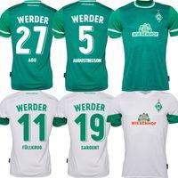 Nuovo Sv Werder Brema 120thanniversary Shirt Junior Sportverein Werder Brema Soccer Jerseys Pizarro Osako Harnik Kruse Rashica calcio Shir