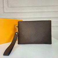 Bolsa M63447 City Bolsa Zippy Embreagem Mulheres Luxurys Designers Wallets Wristlet Phone Bags Chave Bolsas Revestidas Bolsa Coin Bolsa Diária