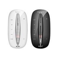 Kit de máquina de tatuagem digital profissional Kit de maquiagem permanente Microblading Lip Caneta giros guns kits