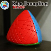 Mastermorphix Magic Cube Sengso Zongzi Shengshou 6x6 5x5 4x4 3x3 2x2 4 caras rompecabezas arroz masboritas profesionales juguetes educativos