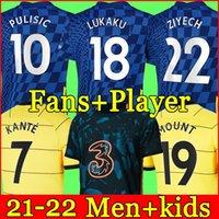 21 22 Boca Juniors de Rossi Fussball Jersey 2021 Home Tevez Carlitos Maradona Römische Hemden Salvio Abila Pavon Football Uniform
