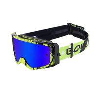 Outdoor Eyewear Motorcycle Protective Gears Flexible Cross Helmet Face Mask Motocross Goggles ATV Dirt Bike UTV Gear Glasses