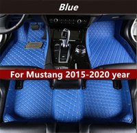 Suitable for Ford Mustang 2015-2020year customized non-slip non-toxic floor mat car