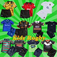 Wests Tigers Kids Rugby Jersey Brisbane Broncos Nrl Rugby League Jerseys Penrith Panthers Canberra ASSAURTER ASSAURTER BAMBINI BAMBINI SAMI Dimensioni: 16-26