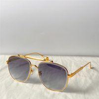 Yaz güneş gözlüğü erkekler ve kadınlar için stil anti-ultraviyole retro 0973 plaka tam kare moda gözlük rastgele kutu