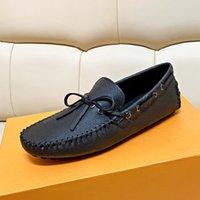 2021 남성 LVXNBA 로퍼 신발 Hockenheim Moccasins 활 캔버스 가죽 스웨이드 플랫 신발 버클 디자이너 트레이너 캐주얼 신발 상자 306