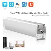 Smart Home Control Tuya WIFI Intelligent Curtain Blind Switch Electric Motorized Roller Shutter For Alexa Google Assistant IFTTT