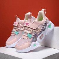 Athletic & Outdoor Children Shoes Comfortable Sports For Boys Breathable Mesh Sneakers Girls Kids Children's Light Non-slip Running