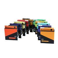 Puf Çubuğu Artı Tek Kullanımlık Cihaz 550mAh Pil 800+ Puffs 3.2ml Pod 88 Renkler Hiçbir Bakım Şarj veya Doldurma
