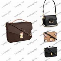 Bolsos de bolsos Bolsa de diseñador M44876 M44875 MUJERES BOLSAS CROSSBODY MESSENGER Hombro Moda Bolso Bolso Metis Elegante Compras Tote Cross Body Handbags919