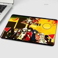 Fare Pedleri Bilek Dinlenmek Kagerou Project Ene Sevimli Anime Kızlar Desen Mousepad Mekakucity Aktörler Mini Boyutu Yaratıcı DIY PC Dizüstü Dizüstü M