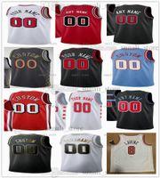 Печатные марки для баскетбола Nikola 9 Vucevic Demar 11 Derozan Zach 8 Lavine Lonzo 2 Ball Alex 6 Caruso Patrick 44 Williams Cuby 0 White Derrick 55 Jones Jr. Alize Johnson