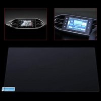 Автомобильные аксессуары GPS DVD стекло защитная пленка автоматическая навигация Закаленный экран защитный чехол для 308 408 508 208