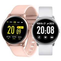 KW19 Smart Watch Watch Women Car Heart Rate Monitor IP67 Impermeabile Uomo Sport Orologio da polso Fitness Tracker Smartwatch Orologi per Android IOS Telefono