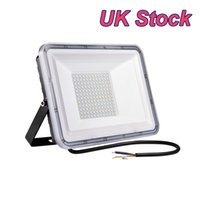 Ultra-Thin Floodlights 10W 20W 30W 50W 100W Flood Light Spotlight Led Search Lamp 110V for Outdoor Lighting Garden Street Square (Cool White, 100W)