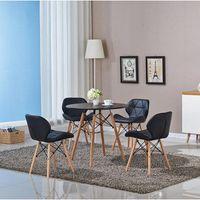 거실 가구 현대 미니멀리스트 의자 카페 협상 테이블과 의자 바 나비