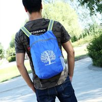 15L Durable Folding Climbing Bags Lightweight Travel Camping Hiking Backpack Daypack