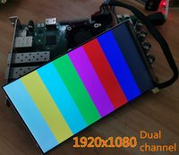 Branded 7-inch LVDS LCD screen Display with backlight 1024x600 1920x1080 applied to FPGA motherboard high-tech electronic LED products Gadgets