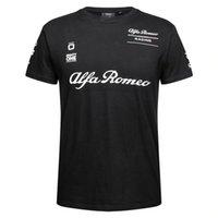 F1 남성과 여성의 티셔츠 익스 트림 스포츠 오프로드 모토 오토바이 팬 알파 로미오 팀 포뮬러 원 레이싱 슈트