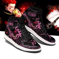 Hisoka Hunter x Hunter Sneakers Power Hxh Anime Sho