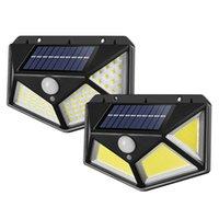 الصمام الطاقة الشمسية شارع الشارع البير استشعار الحركة الجدار مصباح في الهواء الطلق الأضواء في المنزل حديقة حديقة الأمن أضواء الطوارئ