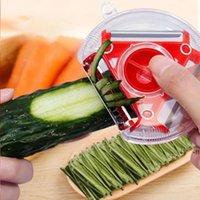 Küchenwerkzeuge Obst und Gemüse Peeler Gemüse Zerkleinerung Werkzeug Edelstahlklinge Easy to Clean Ersetzungsfunktion 3 in 1 FWF6311