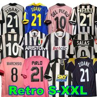 Retro Juve Del Piero Conte Futebol Jersey Pirlo Buffon Inzaghi 84 85 98 95 96 97 98 99 02 03 04 05 94 95 Rossi Zidane Antigo Maillot Davids Boksic Shirt 11 12 15 16 17 17 18
