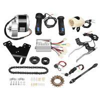 22-28inch 일반 자전거를위한 36V 250W 전기 자전거 변환 스쿠터 모터 컨트롤러 키트
