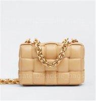 2021 سيدة كاسيت b v الفاصل أكياس الأزياء حقائب الشهيرة مصمم الكافيار جلد طبيعي محفظة سيدة الصليب الجسم مبطن رفرف مربع حقيبة محفظة