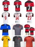 21 22 Flamengo Soccer Jersey 2021 2022 البرازيل Supercopa Final Guerrero Diego Vinicius JR Camisa Mengo Gabriel B كرة القدم
