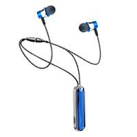 D24 무선 커플 TWS 블루투스 5.0 스포츠 이어폰 9D 연인 상호 연결 셀프 헤드셋 목걸이 유형 마그네틱 헤드폰