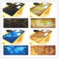 المحمولة أضعاف خريطة العالم ماوس الوسادات الألعاب الكبيرة الفأر ألعاب الكمبيوتر كبير حصيرة مكتب مكتب المعصم مستريح للعبة