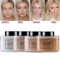 Maquillage Shinny Poudre Pour Le Visage 4Colo / PC Face Powder Brand Makeup Loose Powder 4 * 3G