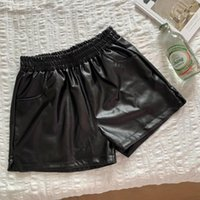 Women's Shorts Cost-Effective 2021 Autumn And Winter Loose A- Line Wide Leg Pants