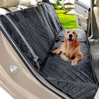 Couverture de siège de voiture de chien Prodigen Tapis de coussin de coussin arrière pour chiens pour chiens
