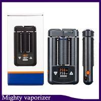 VIGHT-Y Vaporizer от Storz Bickel Сухой травой CIG Наборы CIG портативные личные Vape Mod с регулируемыми температурой E-сигареты слойки Max Cuvie Crafty Plus