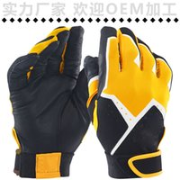 Guangdong Oem Produces Baseball Gloves, Batting Softball, Wear Resistant Rugby and American Football 3QRA