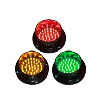 Mini 82mm LED Sinal de Sinal de Tráfego Substituição Vermelho Yellow Green Module Um lote à venda