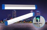 Novelty Lighting dimmable magnet LED emergency camping bulb charging tube lamp lights 17cm 32cm 52cm 6500K