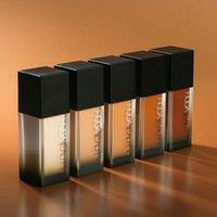HUD @ Beauty Maquillage Fondation liquide 35ml 4 Shadches Compagnon Primer TopLighter Fond de Teint Base Maquillaje