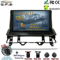Car Video 128G 10'' Android 11 Stereo Multimedia Player For 6 2002 2003 2004 2005 2006 2007 2008 Carplay DIS IPS