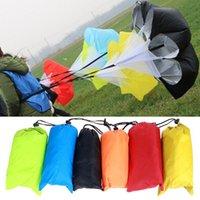 Outdoor Fitness Equipment Speed Training Drills Resistance Parachute Running Drag Sprint Chute Soccer Football Sport Gym 1pc