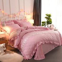 Bedding Sets Thickening And Raising Quilting Set Soft Bedclothes Luxury Duvet Quilt Cover Bed Linen Sheet 4 Pieces